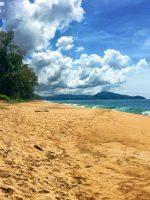 Beach at Renaissance Phuket