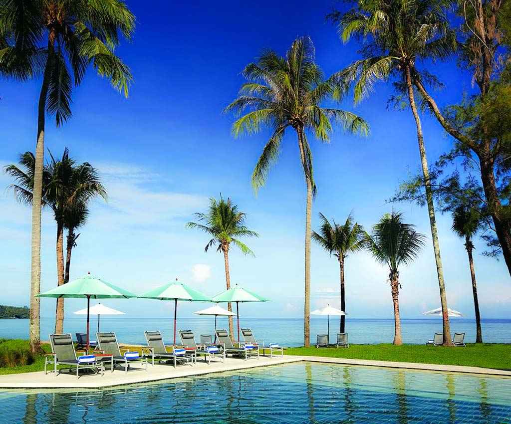 Outrigger Laguna Phuket Beach Resort Pool View