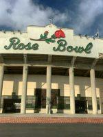 Rose Bowl Stadium, Pasadena, California