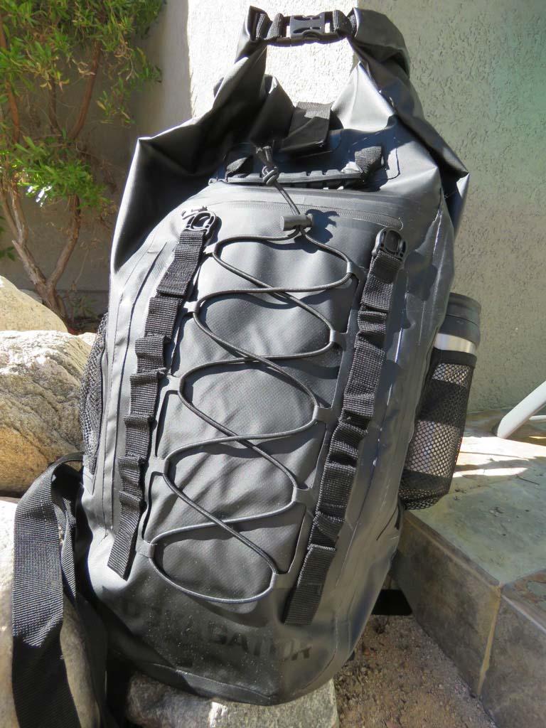 Rockagator backpack