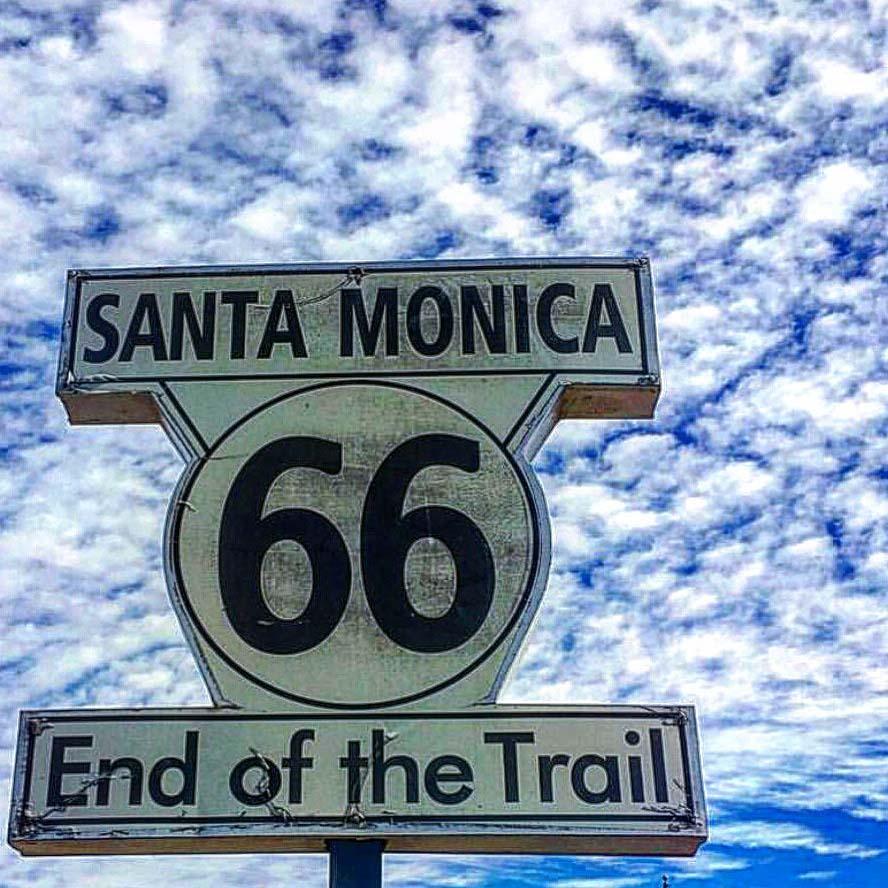 Route 66 California Road Trip