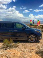 Vegas Road Trip - Bizarre Road Side Stops