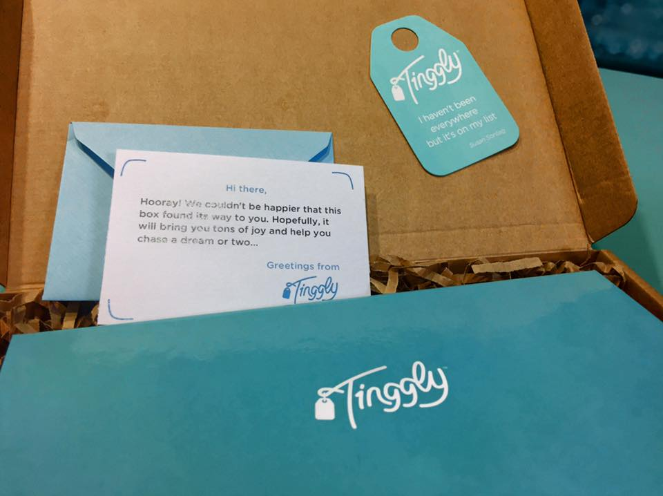 Tinggly Experience Gifts
