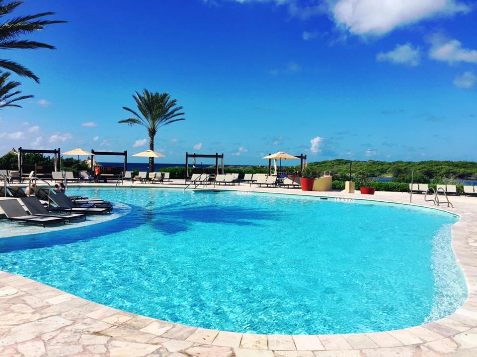 Santa Barbara Beach Golf Resort Pool