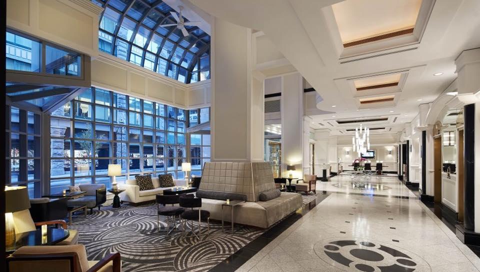 Loews Hotel Vogue, Montreal, Canada