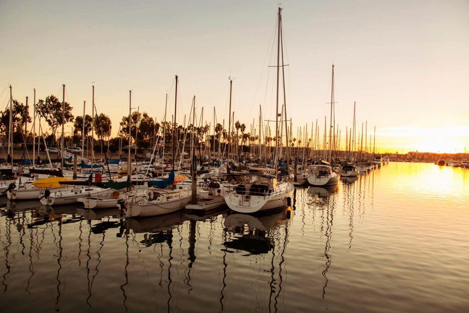 Marina Del Rey, California, USA