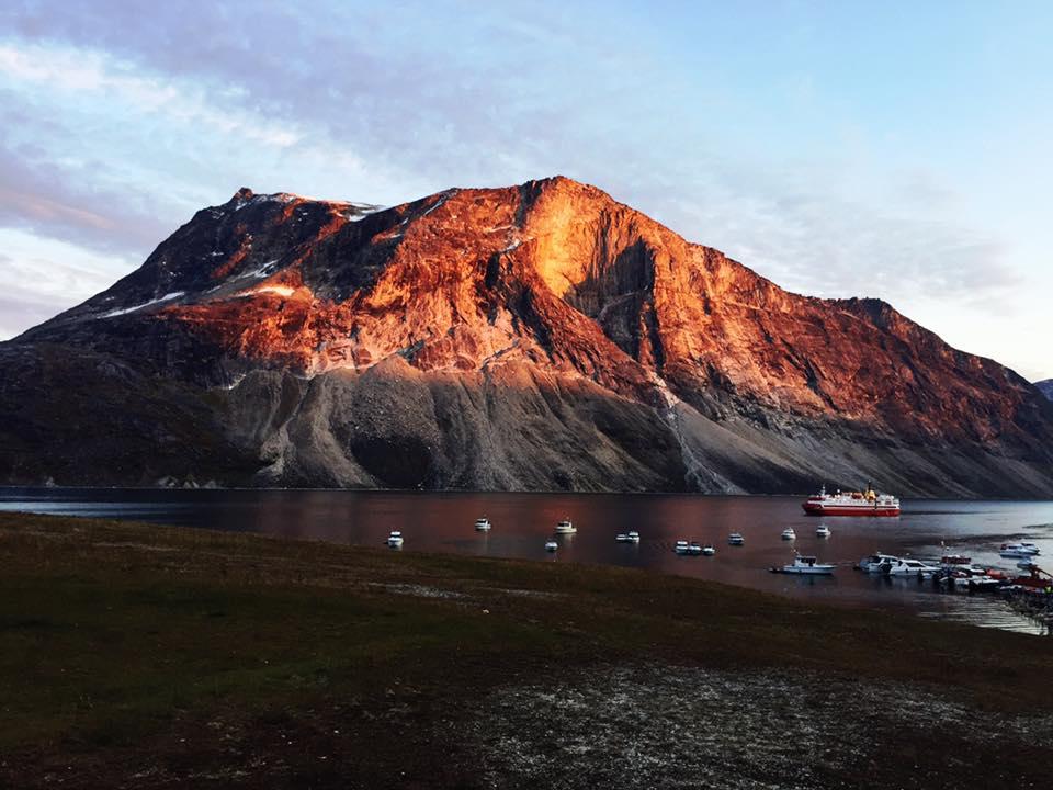 Qooqqut Festival in Greenland