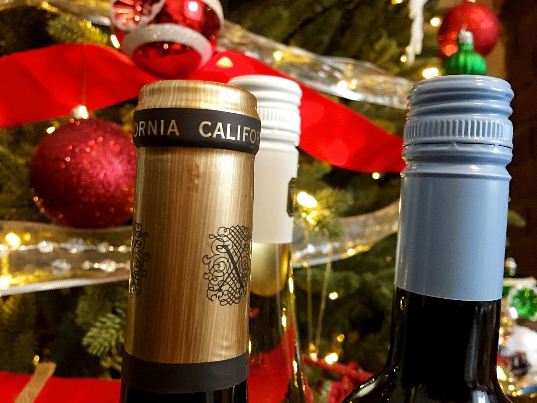Bottles of wine from wine.com