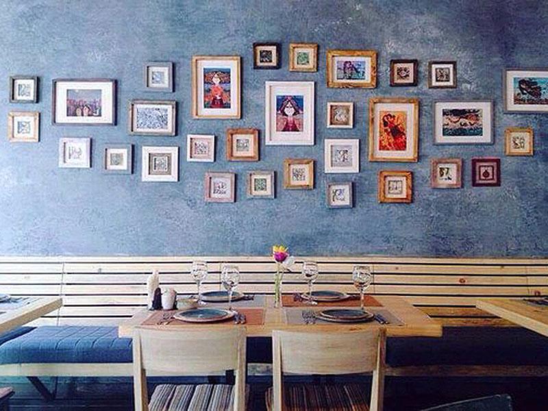 Restaurants in Yerevan and Tbilisi - Lavash
