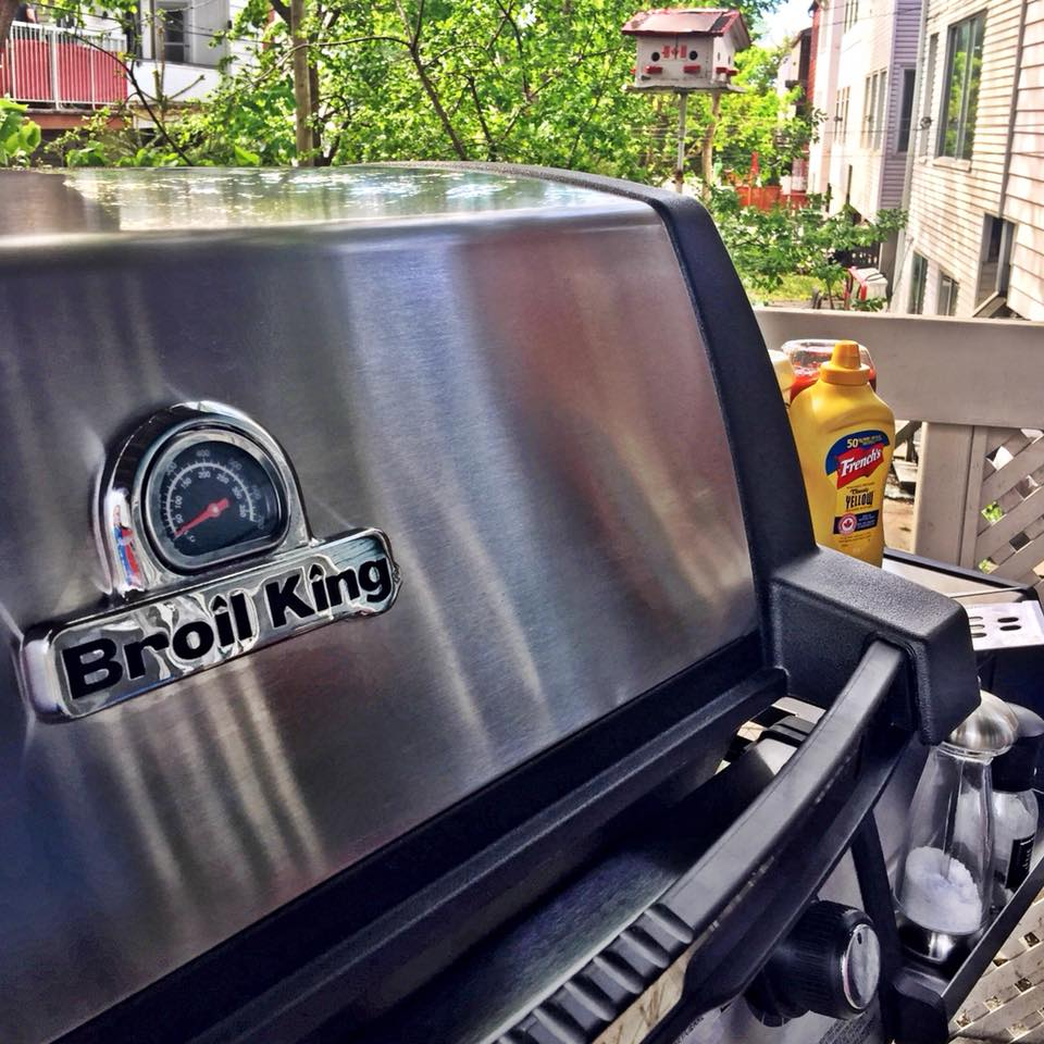 Broil King Sovereign XLS 90 grill
