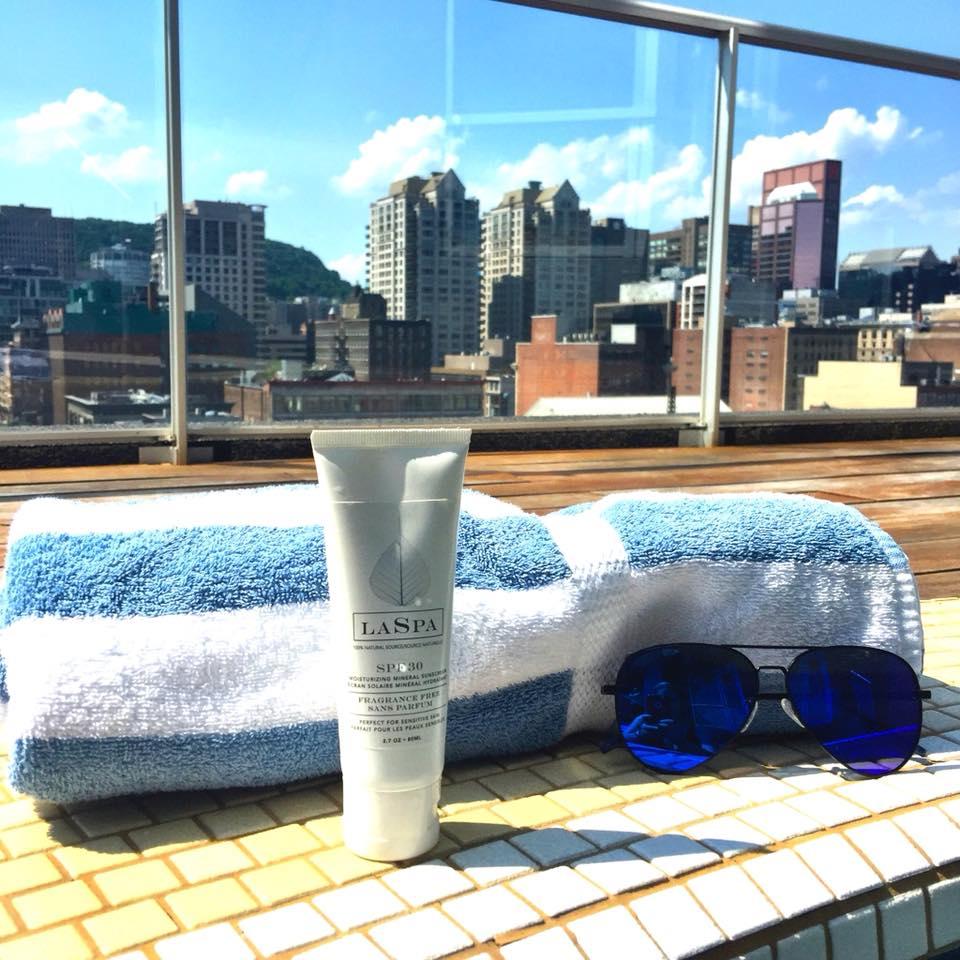 LASPA Daily Sun Protection Mineral Sunscreen SPF 20