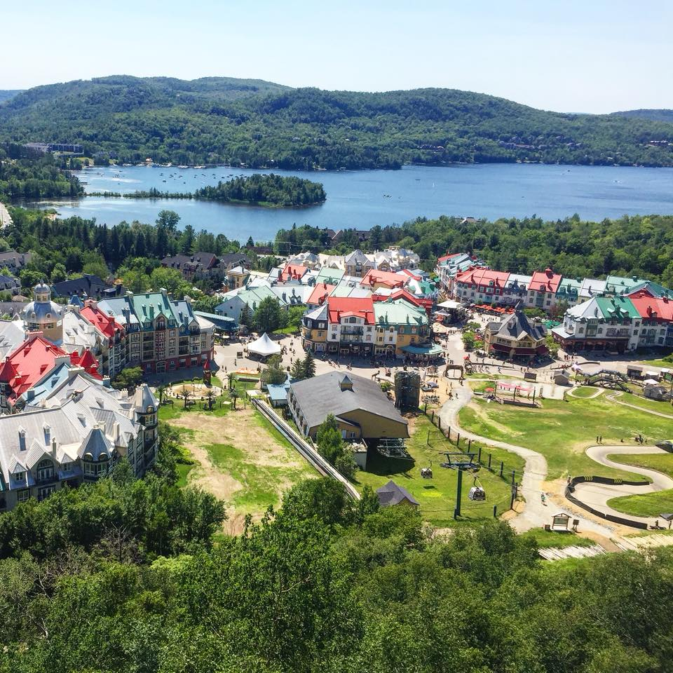 Mont Tremblant Summer Bucket List