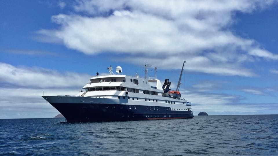 Celebrity Xpedition in the Galapagos