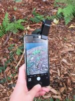 Clip-on Phone Camera LENS: Wide-Angle and Macro