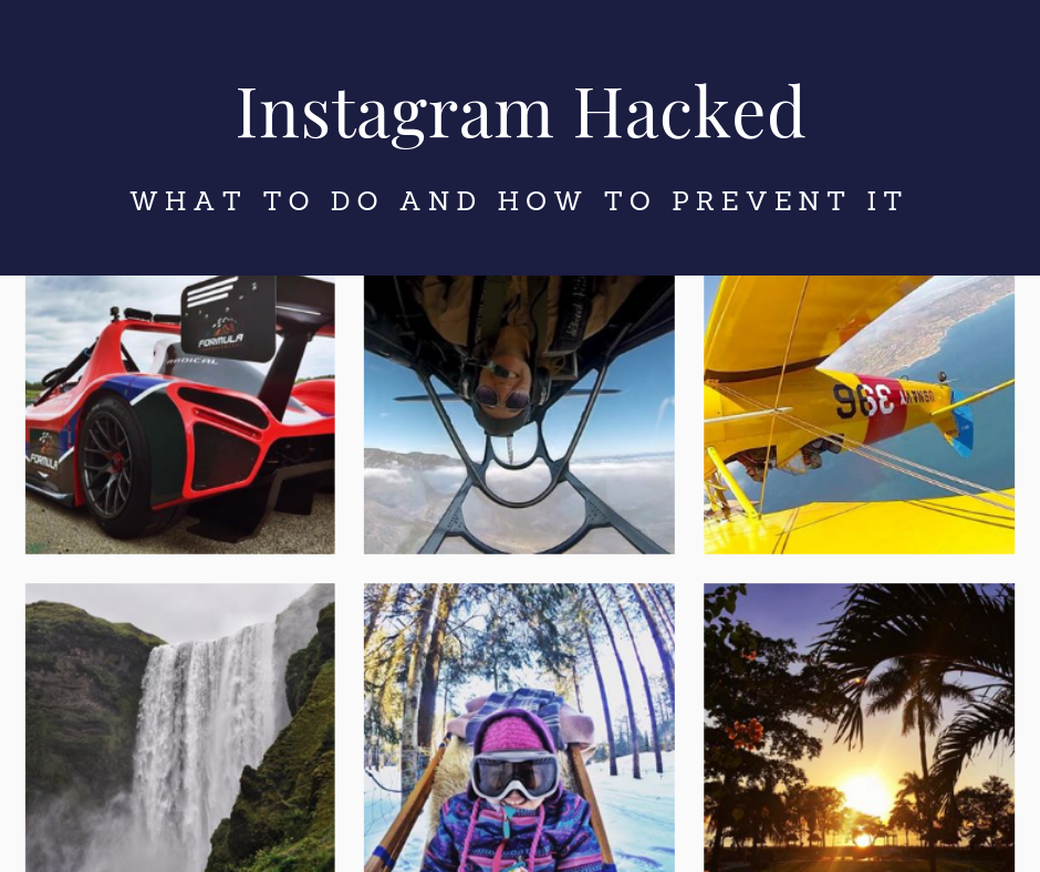 Instagram Hacked What to do and how to prevent it