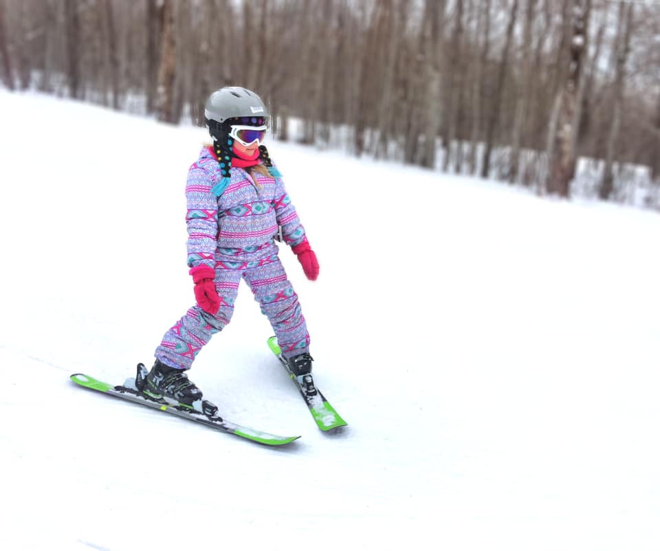 Ski lessons at Whiteface Mountain
