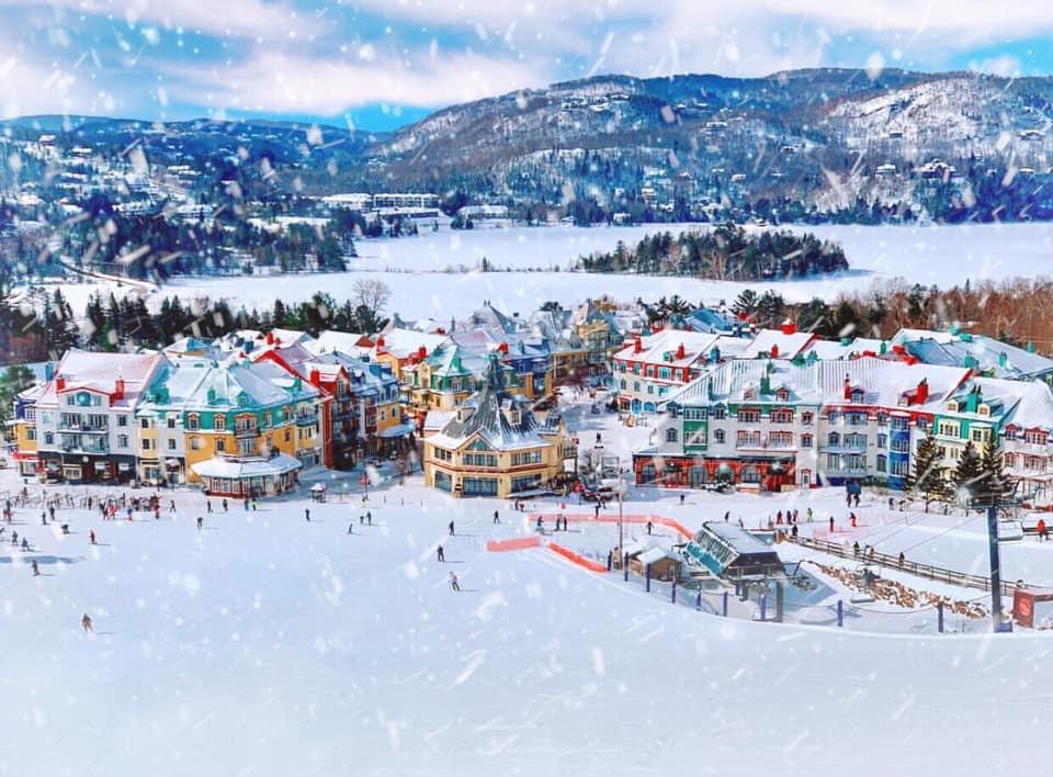 Mont Tremblant Winter Bucket List