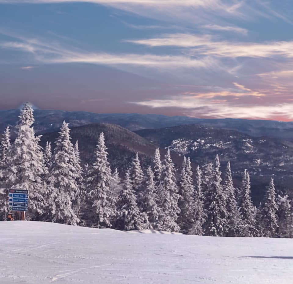 Mont Tremblant Winter Itinerary