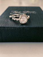 Tiger Gems bridal set