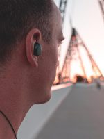 TRANYA B530 Touch Control Noise Canceling Wireless Headphones