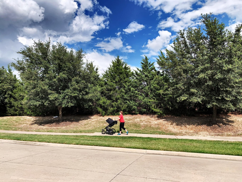 Zoom 360 Ultralight Jogging Stroller
